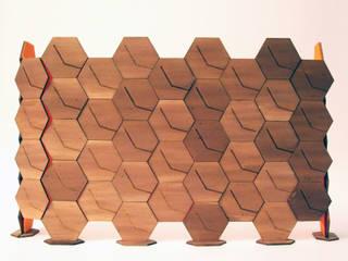 Trennwand: modern  von REFRAME Design Studio,Modern