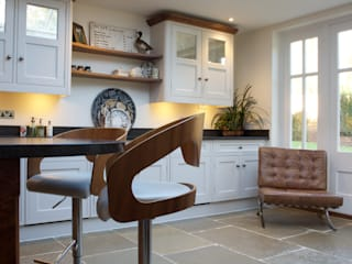 Private Residence - Hampstead Artisans of Devizes Modern walls & floors Limestone Beige
