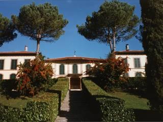 Gruppo Viziano - Progettazione: Giardino in stile  di Gruppo Viziano - Progettazione