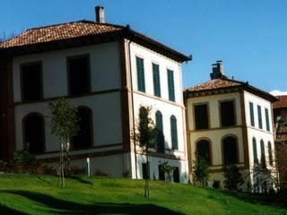 Gruppo Viziano - Progettazione: Case in stile  di Gruppo Viziano - Progettazione