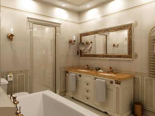Casas de banho  por Елена Овсянникова,
