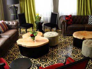 Hotel Brick Un Rayito de Sol Salas de estilo clásico