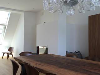 Speisezimmer mit Terassenausgang: ausgefallene Esszimmer von Gangl Interieur