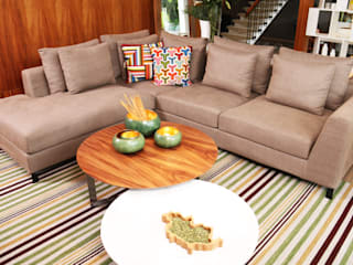 TocoMadera Living roomSide tables & trays