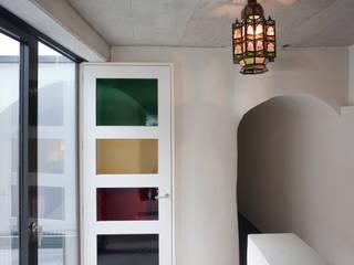 Wohnhaus Sch. Moderne Schlafzimmer von schröckenfuchs∞architektur Modern