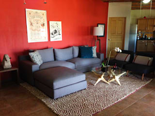 TocoMadera Living room