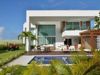 Huizen door Pinheiro Martinez Arquitetura, Modern