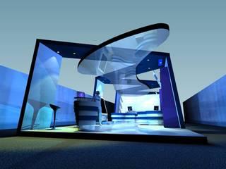 Выставочные центры в . Автор – pb Arquitecto, Модерн