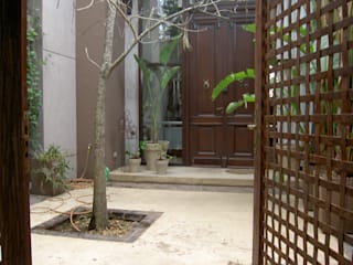 Asian style garden by BAIRES GREEN MUEBLES Asian