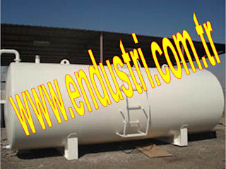 ENDÜSTRİ GRUP-Akar yakıt fuel oil benzin mazot motorin depolama tankı Yakıt Tankı imalatı ENDÜSTRİ GRUP Endüstriyel Koridor, Hol & Merdivenler