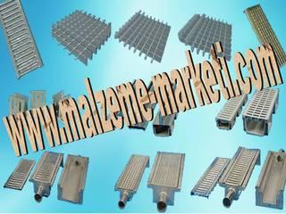 Malzeme Marketi – Malzeme Marketi-Galvanizli Metal Platform Izgara:  tarz Multimedya Odası