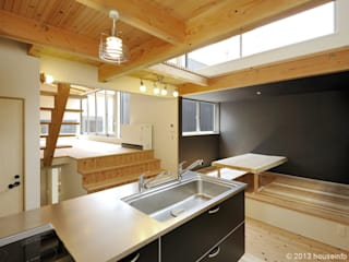 (株)ハウスインフォ Modern Yemek Odası