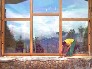 Classic windows & doors by Lesomodul Classic