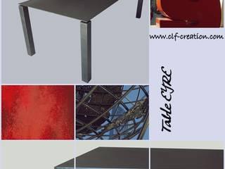 CLF Création ห้องทานข้าวโต๊ะ