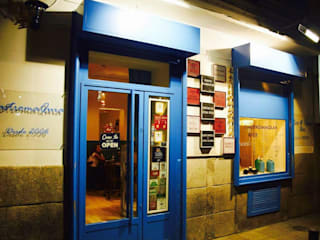 Gastromaquia Rice  Bar Chueca, Madrid:  de estilo  de Camiar Design