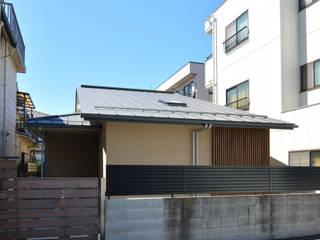 Casas asiáticas de 一級建築士事務所やしろ設計室 Asiático