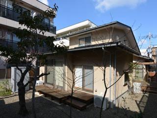 糀谷の家 日本家屋・アジアの家 の 一級建築士事務所やしろ設計室 和風