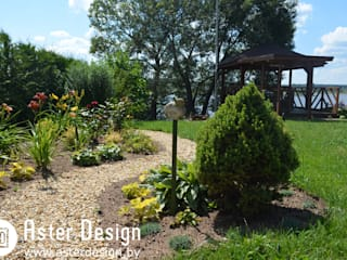 Country style gardens by Aster Garden Country