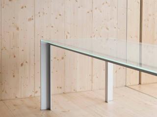 Aram interiors Living roomSide tables & trays Aluminium/Seng