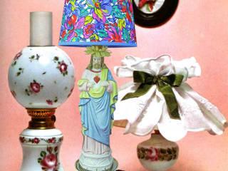 Lampe à poser:  de style  par Les ineffables by marion laurent