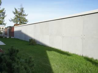 Contractors Taman Modern Kayu Grey