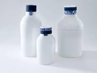 Blue Collar Bottles -for BlueD1653-: modern  door studio arian brekveld, Modern