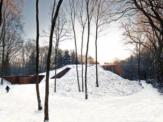 Rumah oleh KRFT, Modern