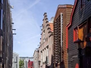 WOONHUIS MET FOTOSTUDIO:  Huizen door HOYT architecten