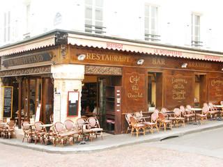 Gastronomi Klasik Oleh MELANIE LALLEMAND ARCHITECTURES Klasik