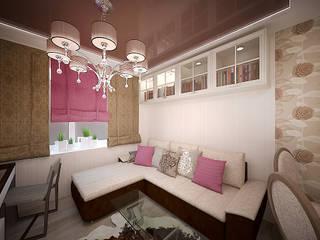 дизайн-бюро ARTTUNDRA Modern living room