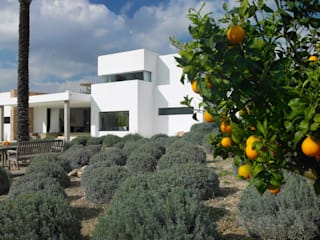 Cas Patró Casas de estilo mediterráneo de Atlant de Vent Mediterráneo