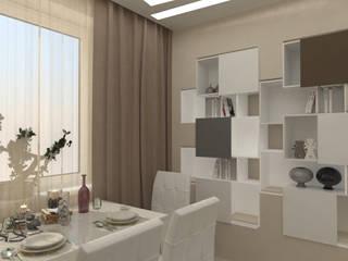 дизайн-бюро ARTTUNDRA Living room