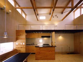 Casas de estilo rústico por ADS一級建築士事務所