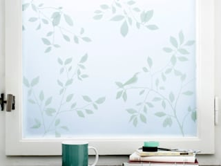 modern  by BY MAY/ Siluett Frost Window Film, Modern