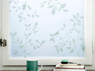 minimalist  by BY MAY/ Siluett Frost Window Film, Minimalist