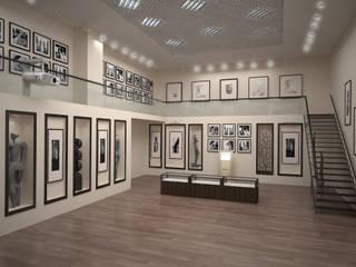 дизайн-бюро ARTTUNDRA Museums