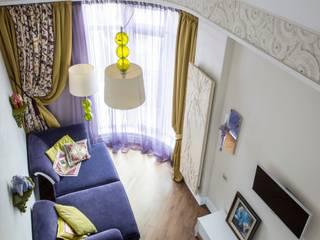 гостевая комната:  в . Автор – Архитектурно-дизайнерское бюро Натальи Медведевой 'APRIORI design'
