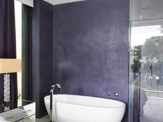E2 PAVILION ECO HOUSE, BLACKHEATH:  Bathroom by E2 Architecture + Interiors