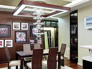 Comedores de estilo moderno de AR-KA architectural studio Moderno