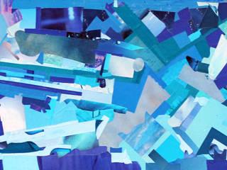 Ambiance bleu:  de style  par Jaym