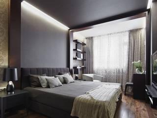 Cuartos de estilo moderno de AR-KA architectural studio Moderno