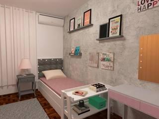 Chambre moderne par start.arch architettura Moderne