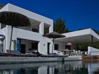 Casa Bernd Casas de estilo mediterráneo de Atlant de Vent Mediterráneo