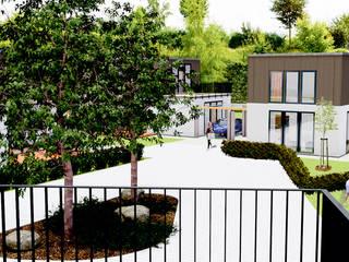 Rumah Modern Oleh STELLINNOVATION GmbH Modern