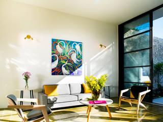 Taller Estilo Arquitectura Modern living room