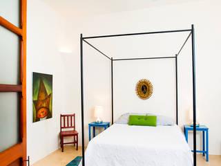 Dormitorios de estilo  de Taller Estilo Arquitectura, Moderno