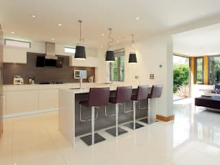 Refurbishment Project West Sussex Cuisine minimaliste par At No 19 Minimaliste