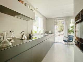 LENGACHER EMMENEGGER PARTNER AG 現代廚房設計點子、靈感&圖片