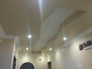 Paredes y pisos de estilo moderno de Boz yapı inşaat tasarım ve mimarlık Moderno