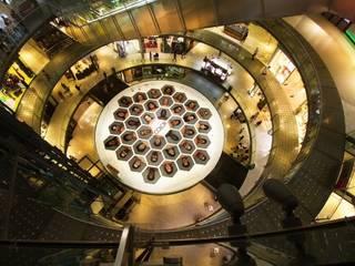 Impresión Vinilo gran formato: Centros comerciales de estilo  de Sabaté Barcelona